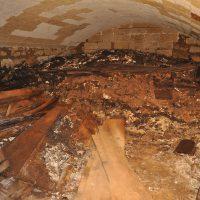 Cripta funebre museo Diocesano - Ugento
