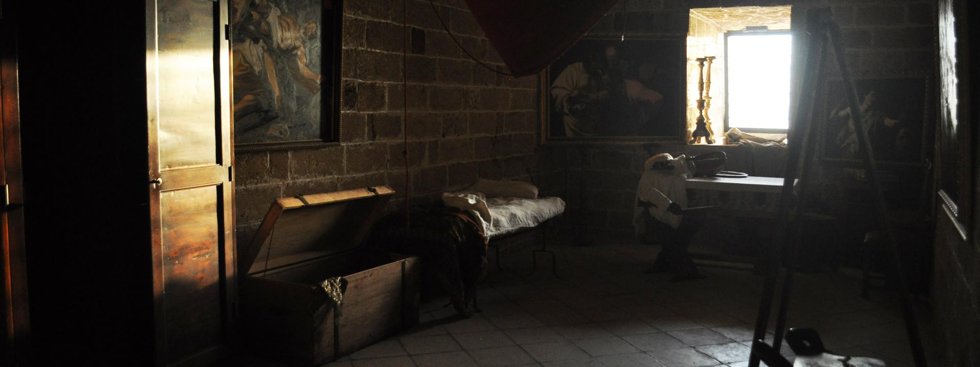 L'atelier di Caravaggio al Museo Diocesano di Ugento